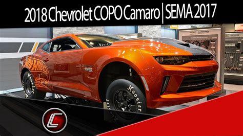 2018 Copo Camaro Hot Wheels 50th