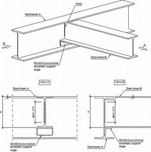 Construction details. CYPE. EAG020: Steel beam connection ...
