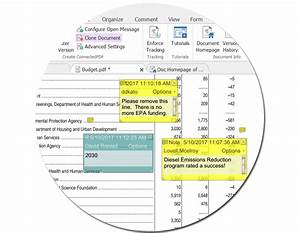 pdf document management software connectedpdf foxit With pdf document management software