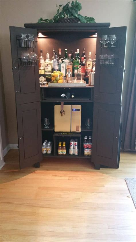 Armoire Bar Ideas Best 25 Armoire Bar Ideas On Home Bar Cabinet