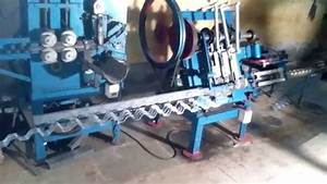 Wiggle Wire Making Machine Mfd By Metalmasterengg Gmail Com