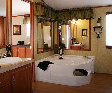 master bath  perfect retreat fleetwood mobile homes
