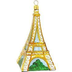 cut crystal eiffel tower xmas ornament 1000 images about glass travel ornaments on