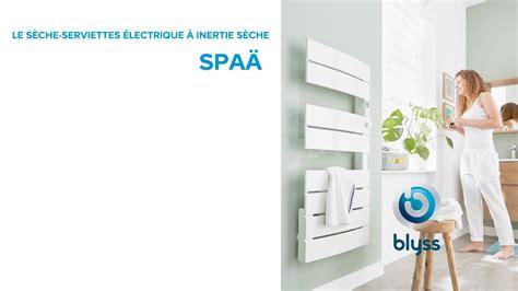 Sèche-serviettes électrique Spaa Blyss (657804) Castorama