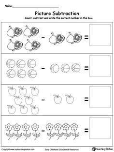 math addition subtraction images math