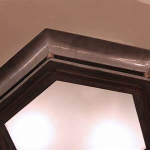 Art Deco Deckenleuchte : 01032 franz sische art deco deckenleuchte sechseckig wandel antik ~ Sanjose-hotels-ca.com Haus und Dekorationen