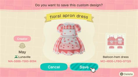 One of the joys of the town simulator is the ability to dress up your character in any way. Animal Crossing New Horizons Design ID Codes, ACNH Creator ...