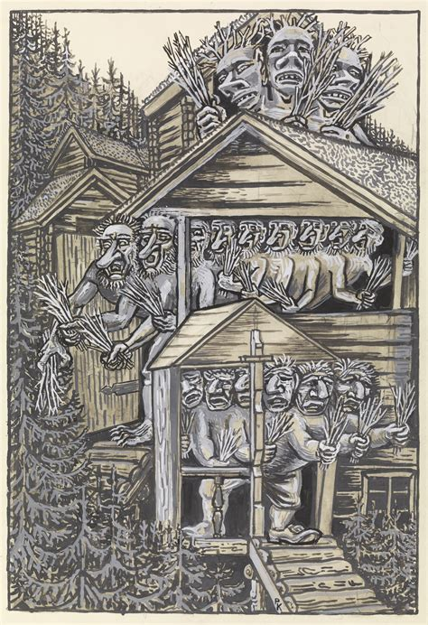 Monster Brains Per Krohg 1889 1965