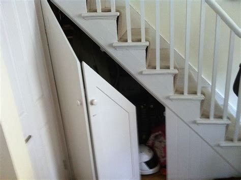 Understairs Cupboard Storage by Image Result For Collapsible Door On The Stairs