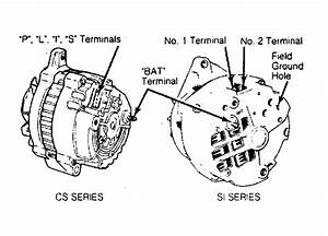 2000 Gmc Alternator Wiring Diagram