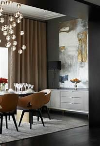 Lustre Salle A Manger : lustre pour salle a manger moderne design en image ~ Teatrodelosmanantiales.com Idées de Décoration
