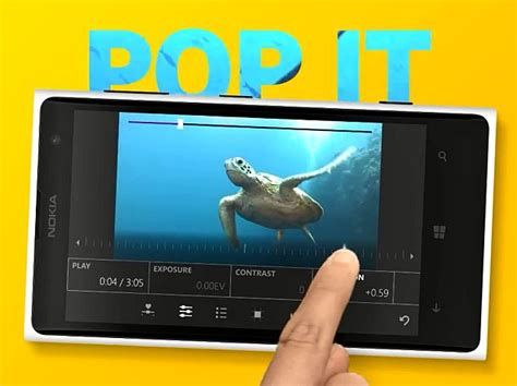 microsoft tuner editing app for windows phone 8 1