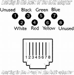 telephone jack wiring diagram rj11 telephone free engine With rj 11 color code