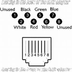 telephone jack wiring diagram rj11 telephone free engine With rj11 wiring standard
