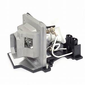 dell 1800mp replacement lamp with housing With lamp light on dell projector