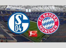 Schalke 04 v Bayern Munich Watch a Live Stream of the