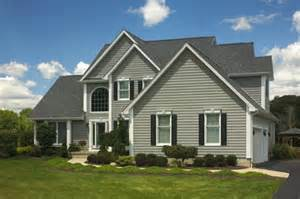 Houses with Vinyl Siding