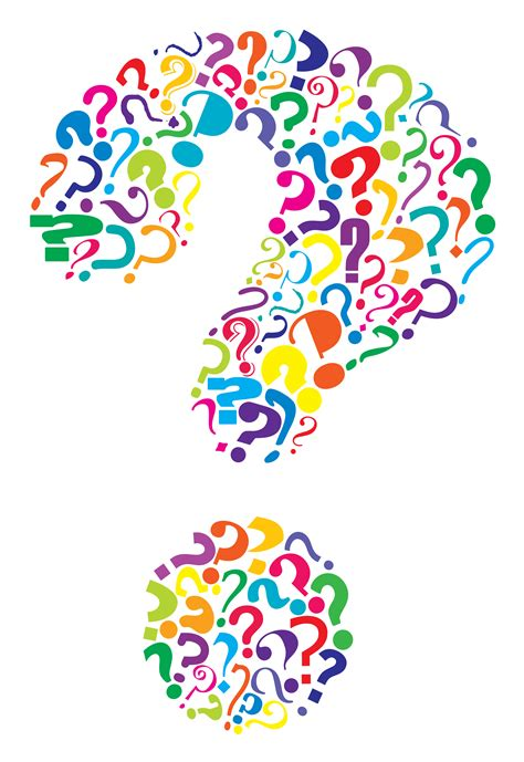 Question Clip Question Clipart Questions And Answer Pencil And In