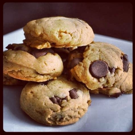Top 16 best cookie recipes you'll love. Chocolate chip cookies (Diabetic friendly)