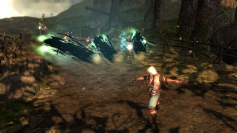 Dungeon Siege 3 Reinhart - rpgfan review dungeon siege iii