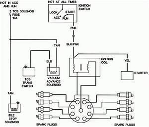 1969 Chevy Starter Wiring