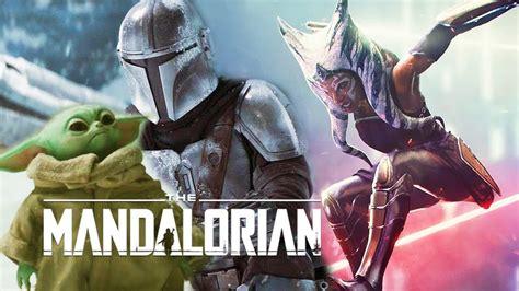 The Mandalorian Season 2 Trailer - Ahsoka New Jedi ...