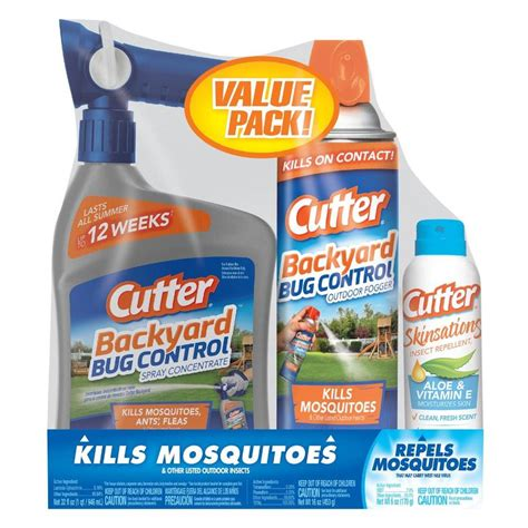 Backyard Spray by Shop Cutter Mosquito Valu Pack Ready To Spray