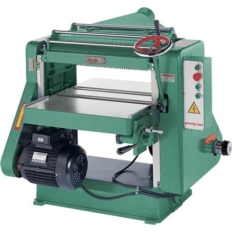 gz grizzly  planer  hp single phase ebay