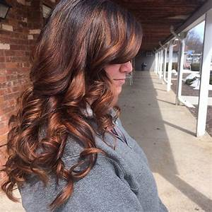 30 Impressive Brown Hair with Caramel Highlights 2018 ...