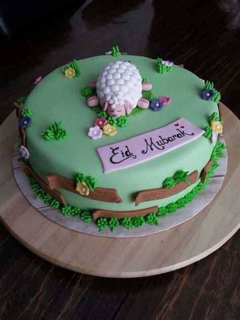 beautiful eid ul adha cake eid ul adha themed cake