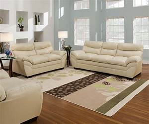 Cream living room furniture modern house for Cream living room furniture
