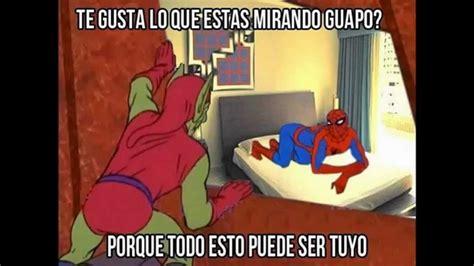 Sensual Memes - conoce el origen del meme del est 250 pido y sensual spider man c 243 mics