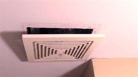 How To Clean Kitchen Exhaust Fan Cover by Bathroom Exhaust Fan How To Remove Cover To Clean