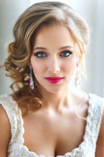 beautiful wedding day makeup ideas  modish