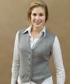 Free Knitted Sweater Vest Patterns