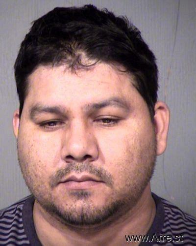 Jesus Acosta Lopez Maricopa Arizona 09042016 Arrest Mugshot