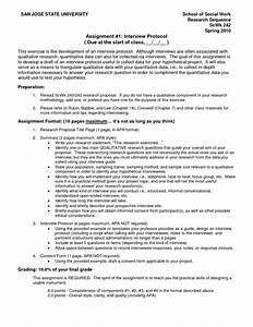 best photos of interview paper outline interview essay With qualitative research interview protocol template