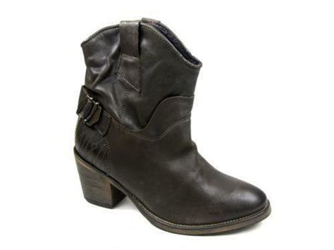 Womens Cowboy Ankle Boots