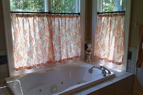 master bathroom window treatment flickr photo