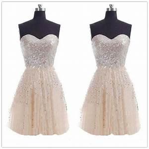 Robe De Demoiselle D Honneur Fille : robe demoiselle d 39 honneur femme paillette bustier robes de ~ Mglfilm.com Idées de Décoration