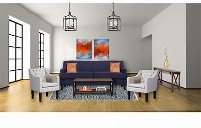 Living Modern Contemporary Decor Interior P4