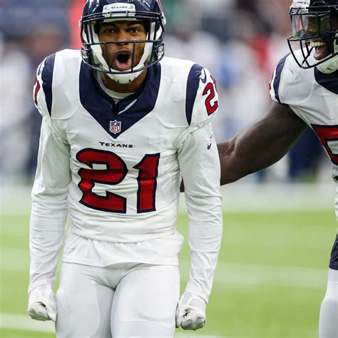 Texans' A.J. Bouye one of NFL's top-ranked corners ...