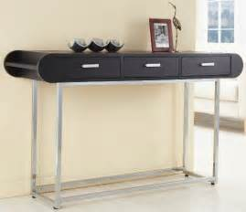 modern sofa table modern console tables pac console table by arktura