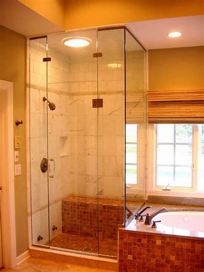 Shower Bathroom Bathrooms Remodel Designs Bath Showers