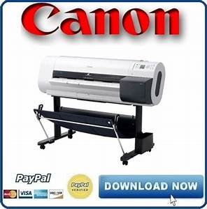 Free Canon I9900 I9950 Complete Service Manual   Parts