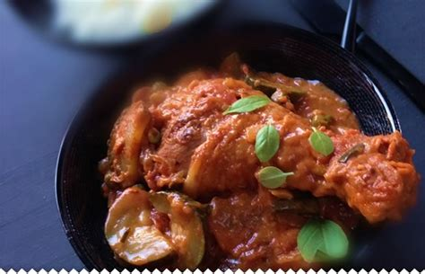 poulet 233 pic 233 aux l 233 gumes 224 la pate de currry une recette jaime jardiner