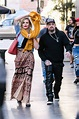 CAMERON DIAZ and Benji Madden Out in Los Angeles 12/25 ...