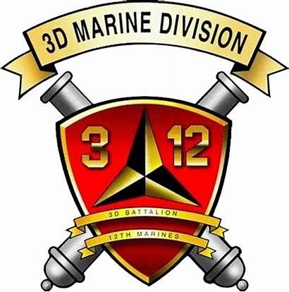 12th 3rd Marines Battalion Usmc Okinawa Marine