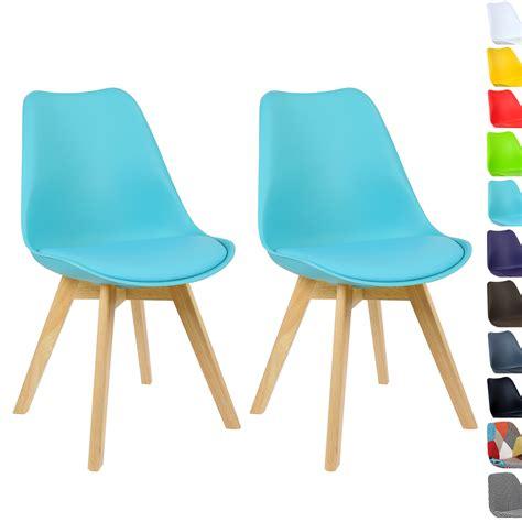 lot de chaise a vendre lot de 2 chaise de salle 224 manger en bois en tissu chaise de cuisine f028 ebay