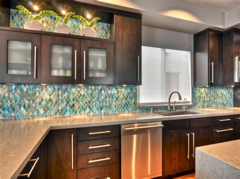 backsplash designs for kitchens kitchen backsplash design ideas hgtv